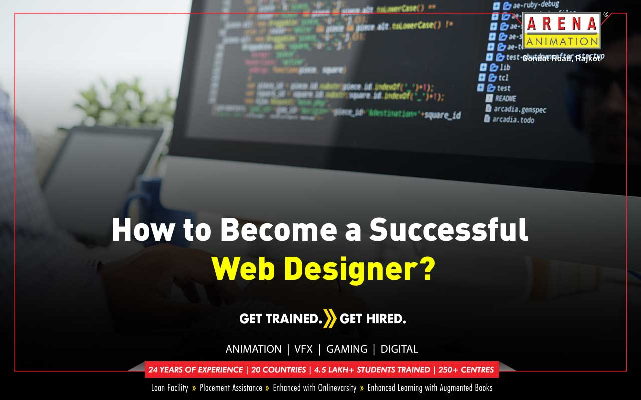 How to Become a Successful Web Designer?