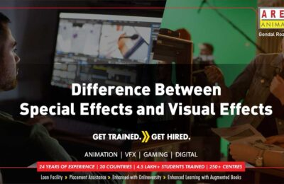 Difference Between Special Effects and Visual Effects