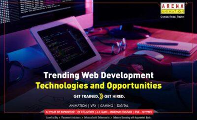 Trending Web Development Technologies and Opportunities