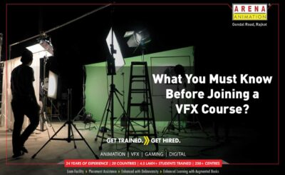 What You Must Know Before Joining a VFX Course?