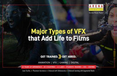 Types of VFX